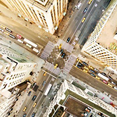 Städte stellen die Frage nach der Mobilität der Zukunft